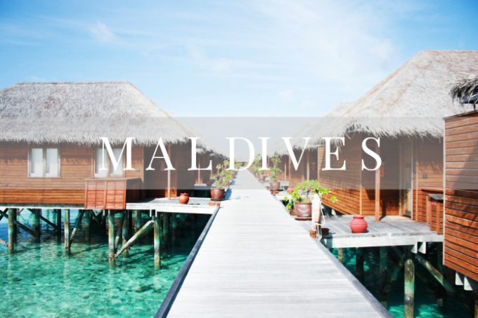 MALDIVES | Picture Diary from the Indian Ocean