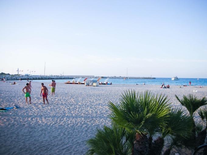 San Vito lo Capo Strand868