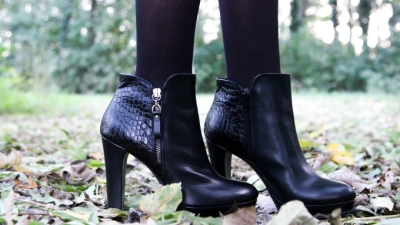 I call them Zoe | Booties by Poi Lei