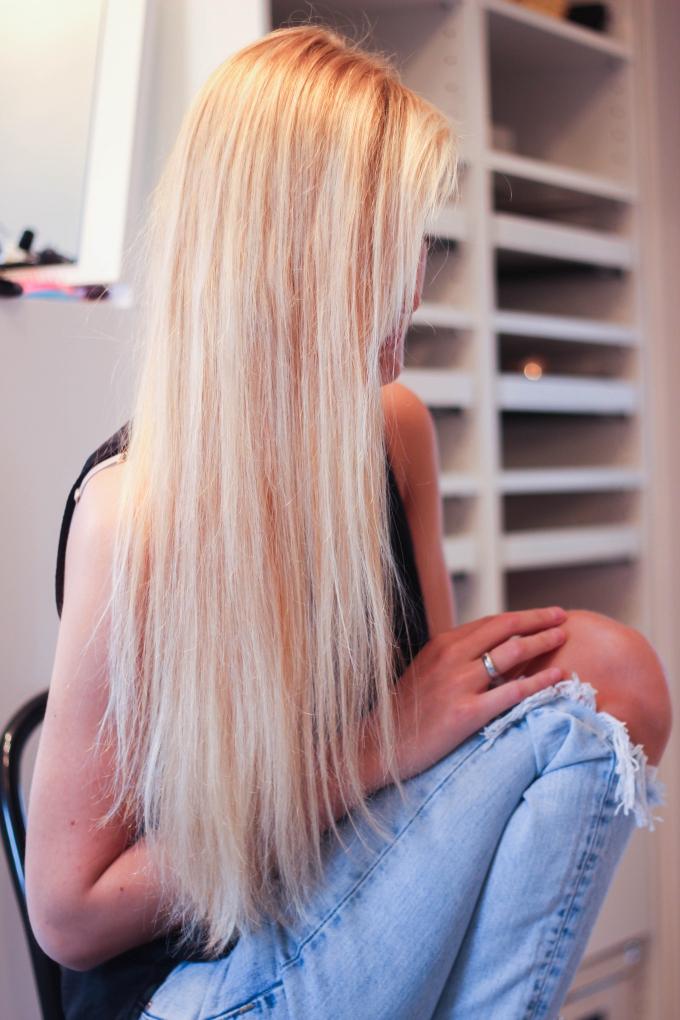 Pflegetipps Für Gesundes Blondes Haar