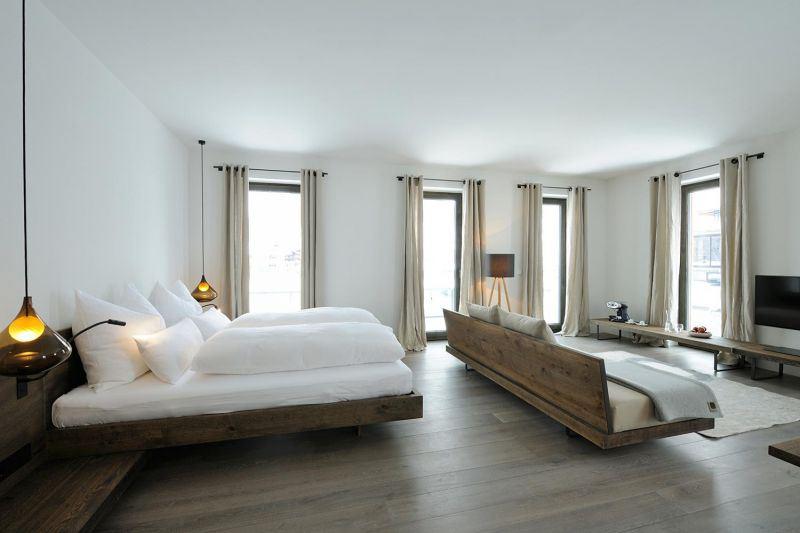 Ein unvergessliches wellnesswochenende im design hotel for Designhotel hinterglemm