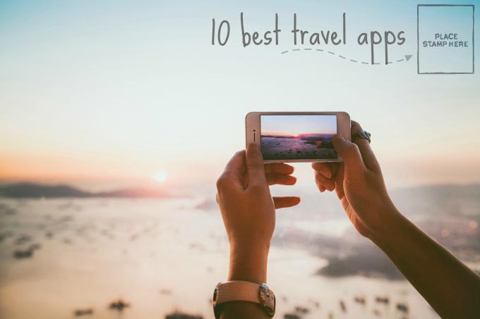 Die 10 besten Travel Apps