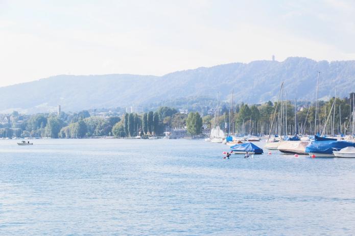 Zürich-Schweiz-SeeSwitzerland-Zürichersee