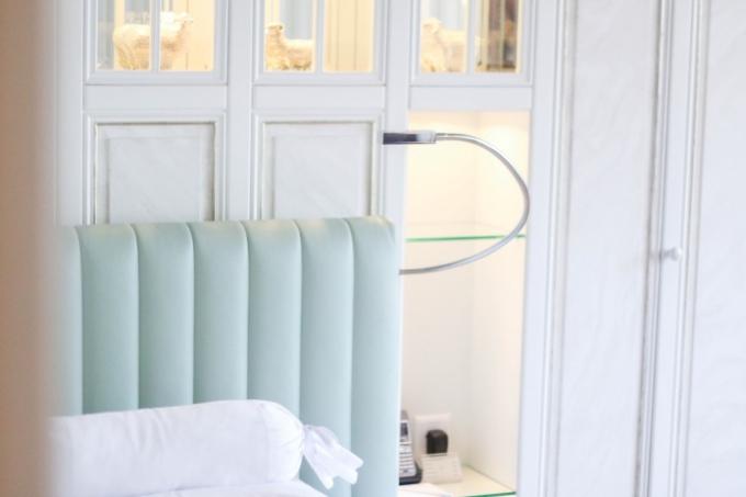 Ein außergewöhnliches Hotel: Widder Zürich