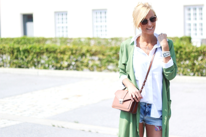 7 Ways to Wear: Summertrench