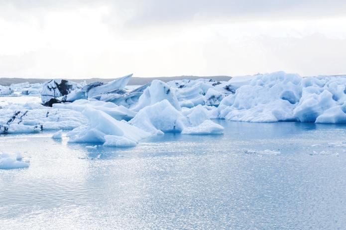 Eislagune-in-Island