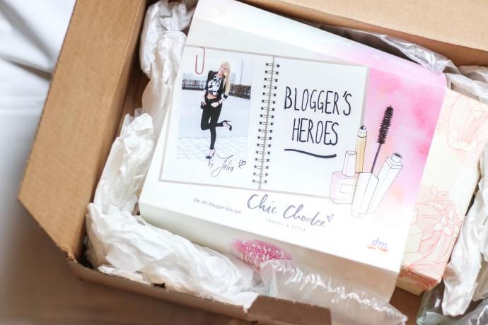 Meine dm Blogger Box – jetzt mitmachen & gewinnen!