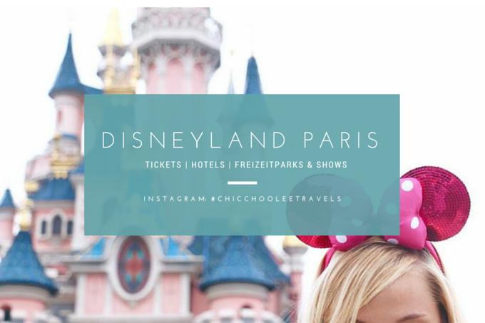 Disneyland Paris Urlaub • Parks, Preise, Attraktionen & Hotels