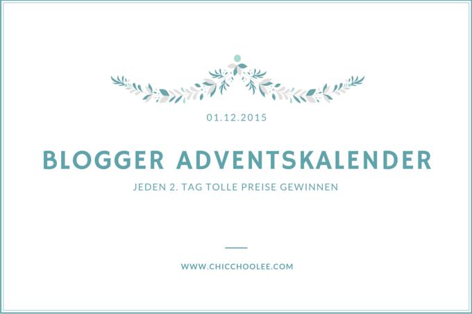 Blogger Adventskalender   Jeden 2. Tag tolle Preise gewinnen