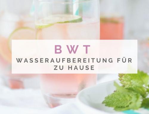BWT – Wasseraufbereitung für perfektes Wasser zu Hause