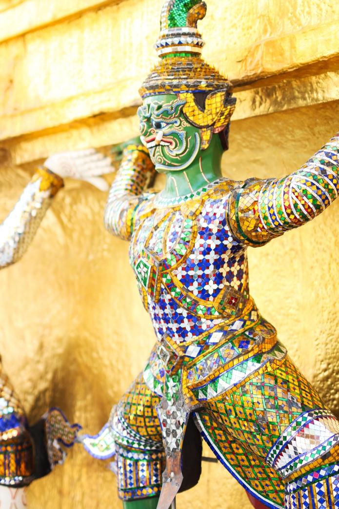 grand palace bangkok thailand2