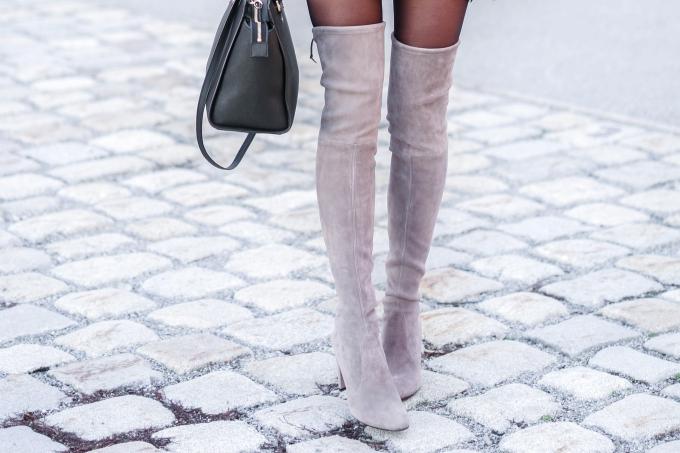 Stuart Weitzman Overknees | The perfekt Overknee Boots