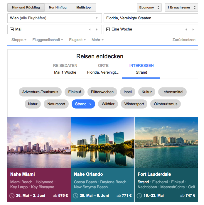 Google-Flights-Flugsuche-Open-Ended-Interest-Search