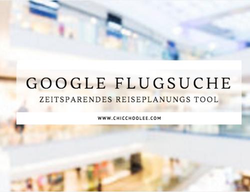 Google Flugsuche – Zeitsparendes Reiseplanungs Tool