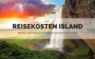 island-reisekosten