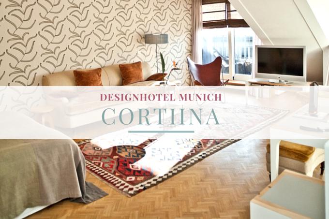 Designhotel cortiina munich chic choolee for Hotel design munich