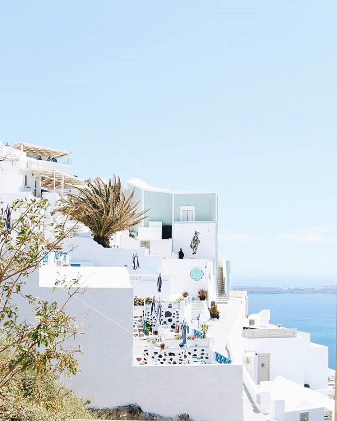 Santorini Urlaub