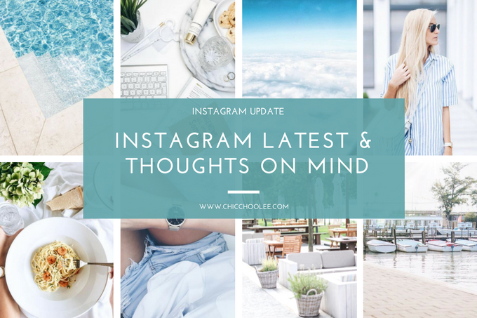Instagram latest & Thoughts on mind  #11