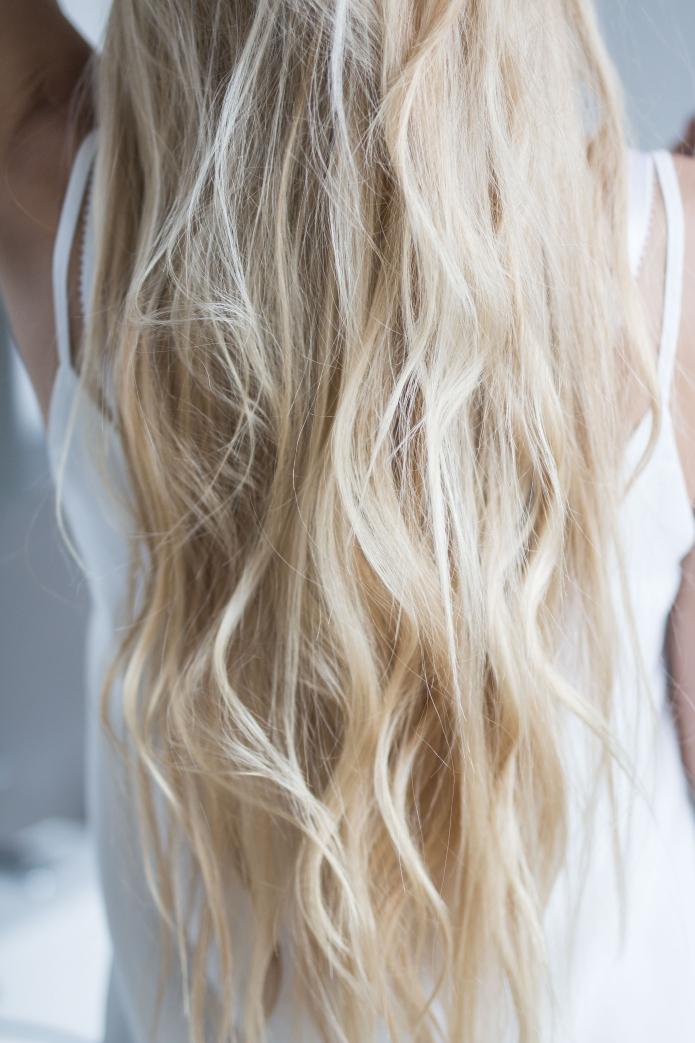 Blondierte haare lassen sich nicht kammen
