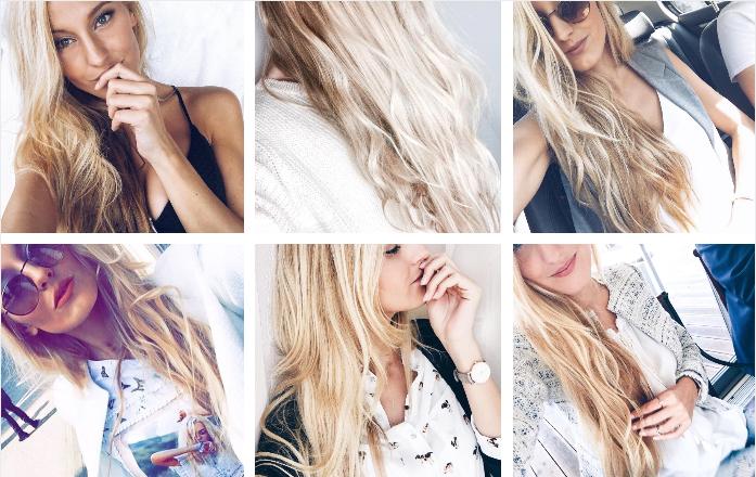 Blonde Haare Pflegen