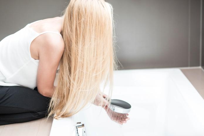 blonde haare gesund chic choolee. Black Bedroom Furniture Sets. Home Design Ideas