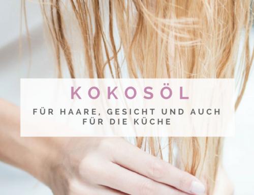 Kokosöl – ein Allrounder für Haare, Gesicht und auch für die Küche