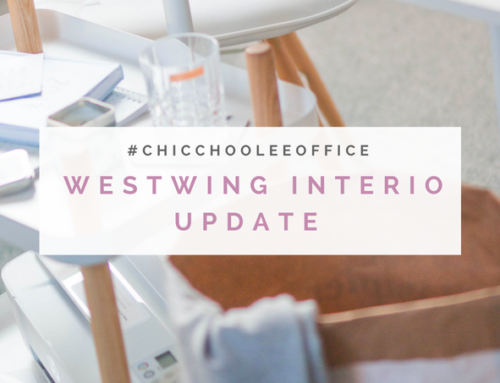 #chicchooleeoffice Update | Westwing Home & Living