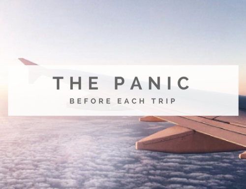 The Panic Before Each Trip   The Anxiety of a Travel Blogger