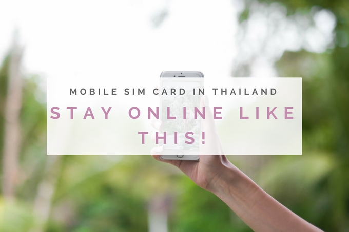 Sim Karte Thailand.Mobile Sim Card In Thailand Stay Online Like This Chic
