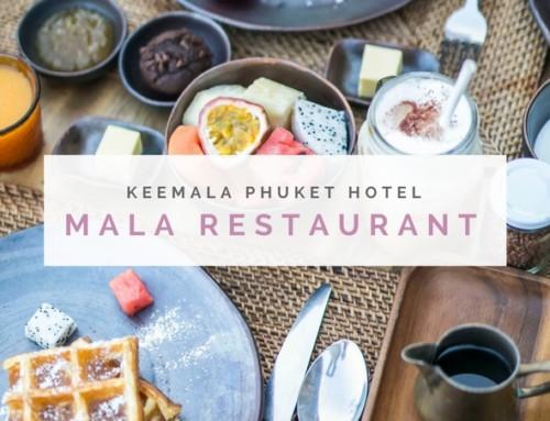 Keemala Phuket – Mala Restaurant