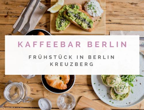 Kaffeebar – Frühstückslokal in Berlin