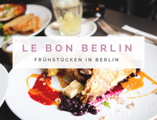 Frühstück im Le Bon Berlin
