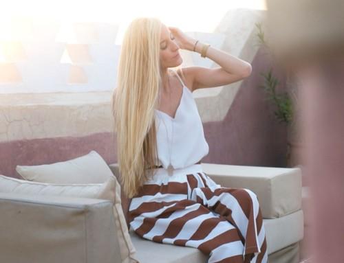 Casual und super Chic: Mein Outfit mit Culotte