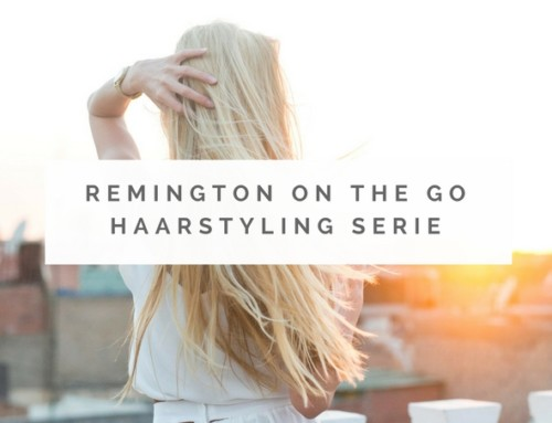 On The Go Remington Haarstyling-Serie