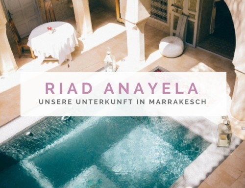Riad AnaYela Marrakesch – Hotel Review