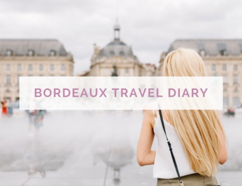Städtereise Bordeaux – Mein Travel Diary