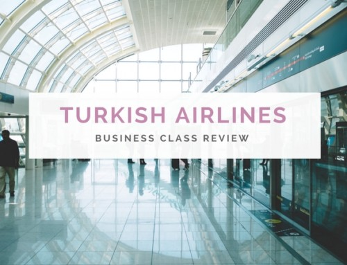 Turkish Airlines Business Class Review