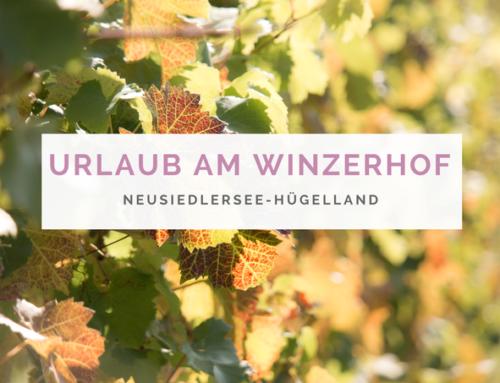 Home sweet Home – Urlaub am Neusiedler See