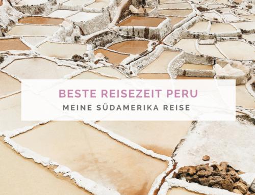 Die beste Reisezeit für eine Reise nach Peru