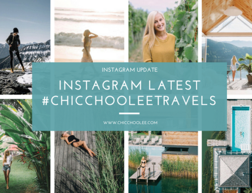 Instagram latest 09/2017 | #chicchooleetravels