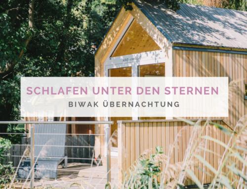Schlafen unter den Sternen im BIWAK – Millstatt in Kärnten