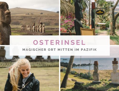 Bucketlist Osterinsel – ein magischer Ort weit draußen im Pazifik