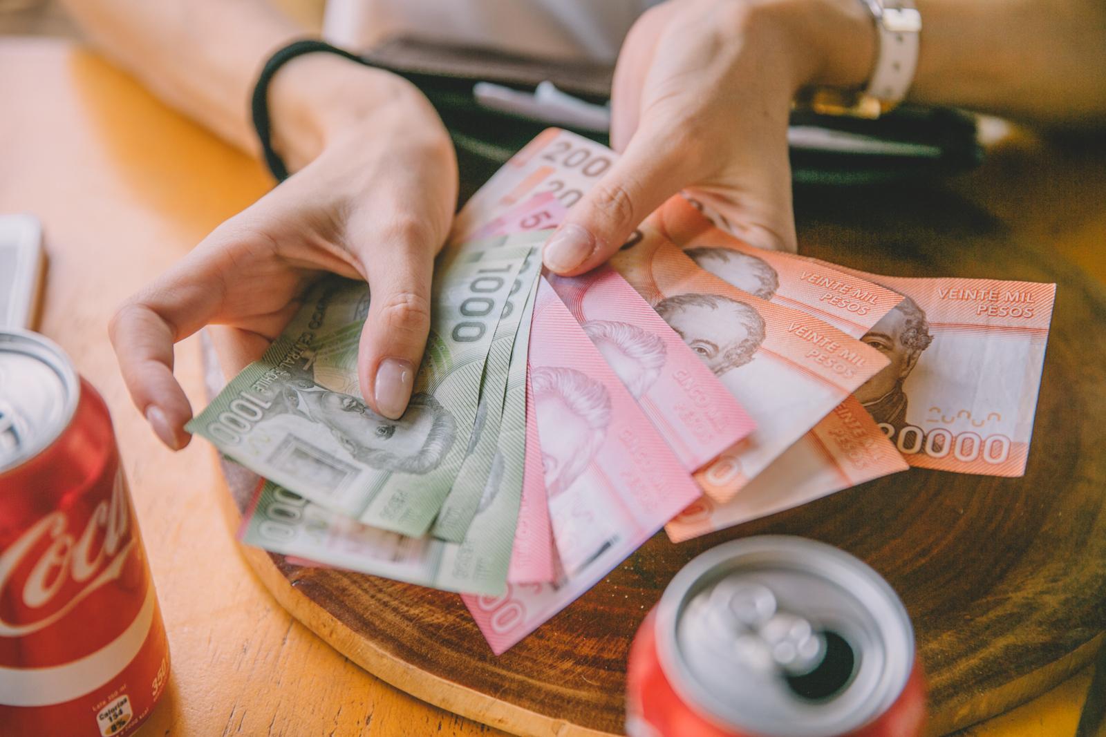 Geld im Urlaub sparen