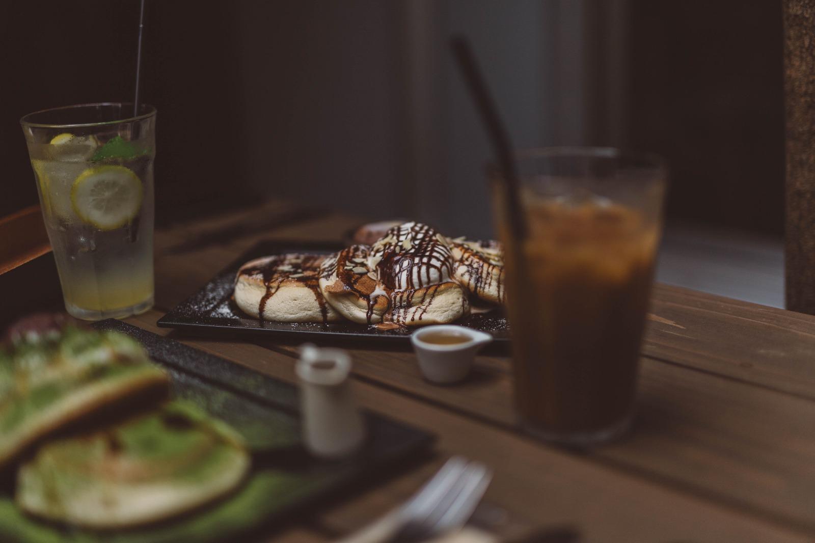Besten Pancakes in Tokyo