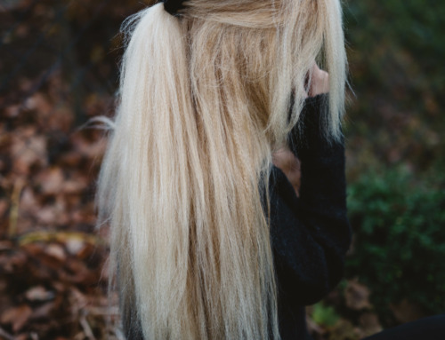 Crimped Hair: Haare kreppen aka. ZickZack Struktur ins Haar zaubern