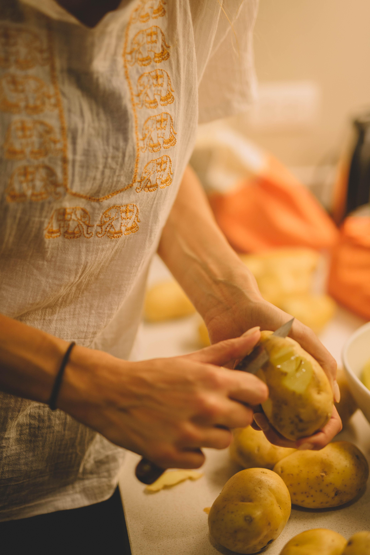 gelbes Thai Curry Rezept