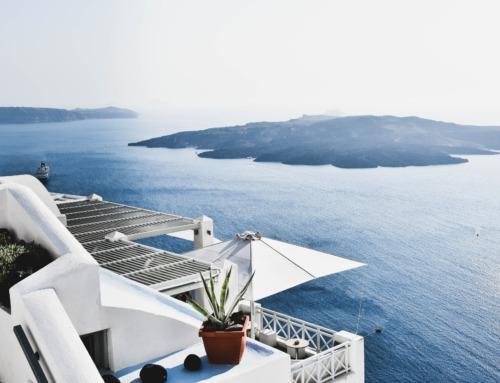 10 Gründe warum du nach Santorini reisen solltest