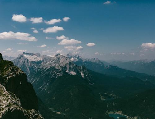 Karwendelbahn Mittenwald – Atemberaubender Ausblick übers Karwendelgebirge