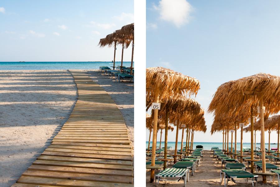 Elafonisi Strand Kreta