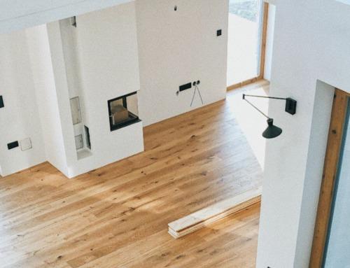 Hausbau Update IV – Der Innenausbau inkl. Lichtplanung